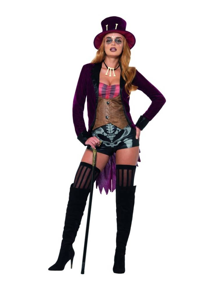 Fever Sexy Voodoo Kostyme