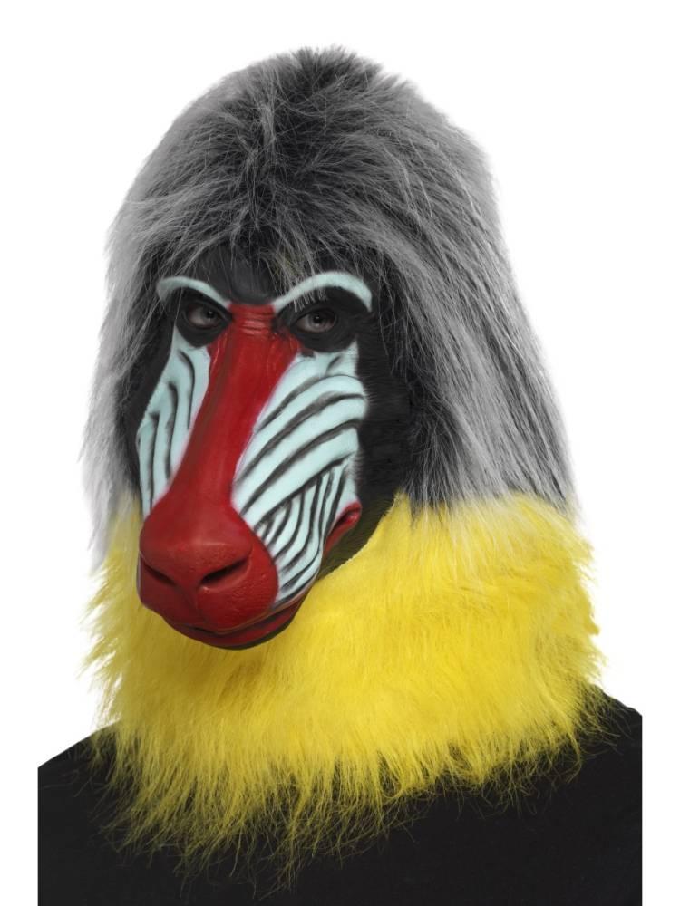 Bavian Maske