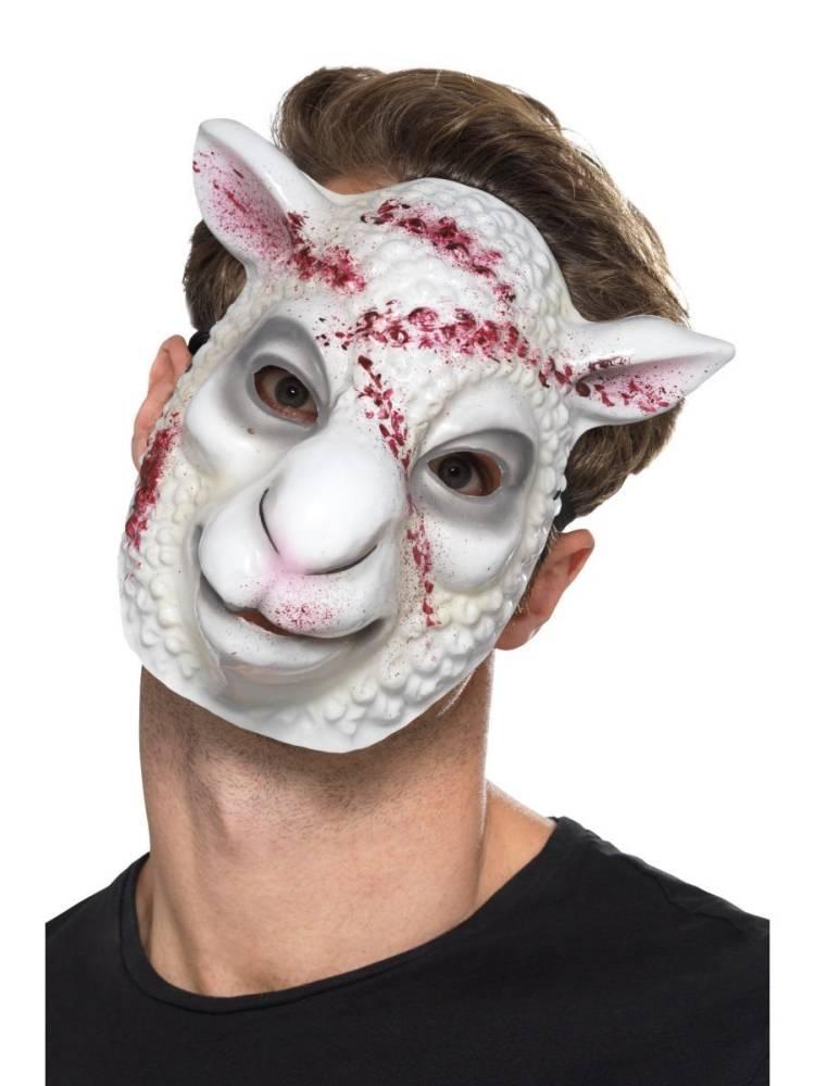 Blodig Sau Maske PVC