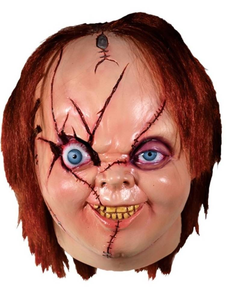 Childs Play 2 Chucky Maske Deluxe