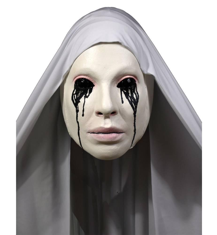 American Horror Story - Asylum Nun Maske Deluxe