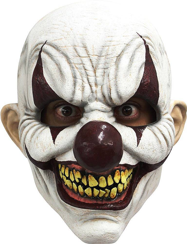 Chomp Clown Maske
