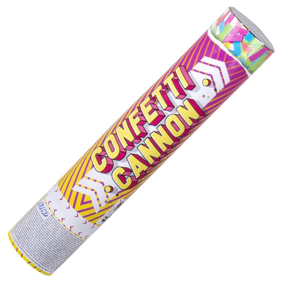 Konfetti Kanon Multicolor Liten ca 25 cm