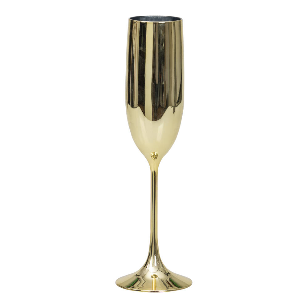 Champagne Glas Exclusive med stett