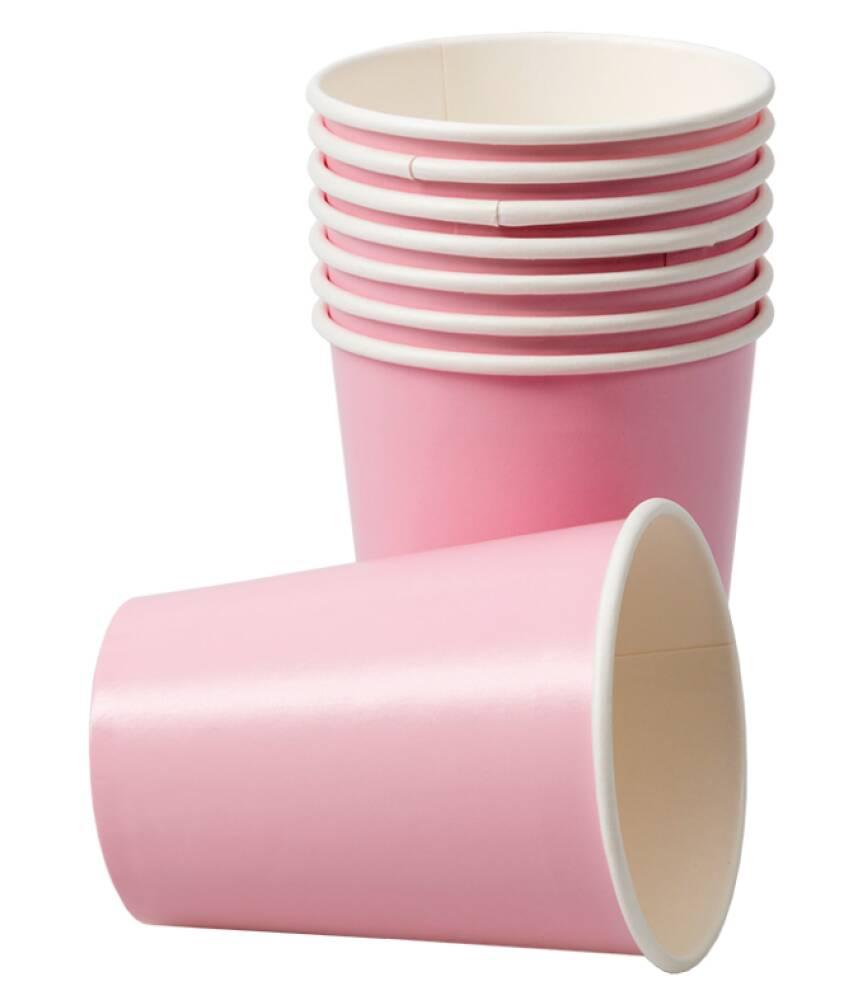 Babyshower Pappkrus Light Pink