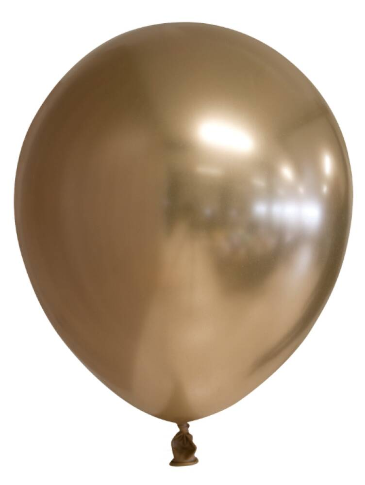 Ballonger Mirror Matt Metallic Gull