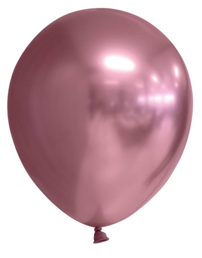 Ballonger Mirror Matt Metallic Pink