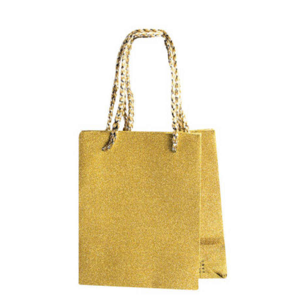 Gavepose liten, gull