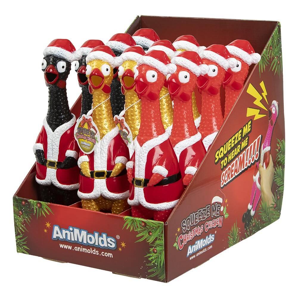 Julehøne med lyd