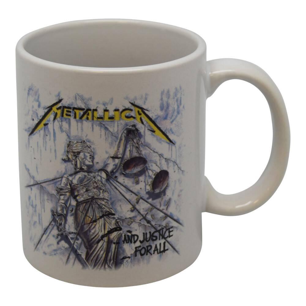 Metallica Justice For All Kaffekrus
