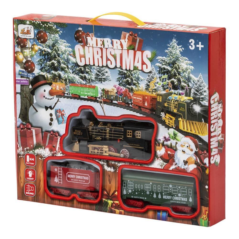 Juletog Elektrisk Batteridrevet