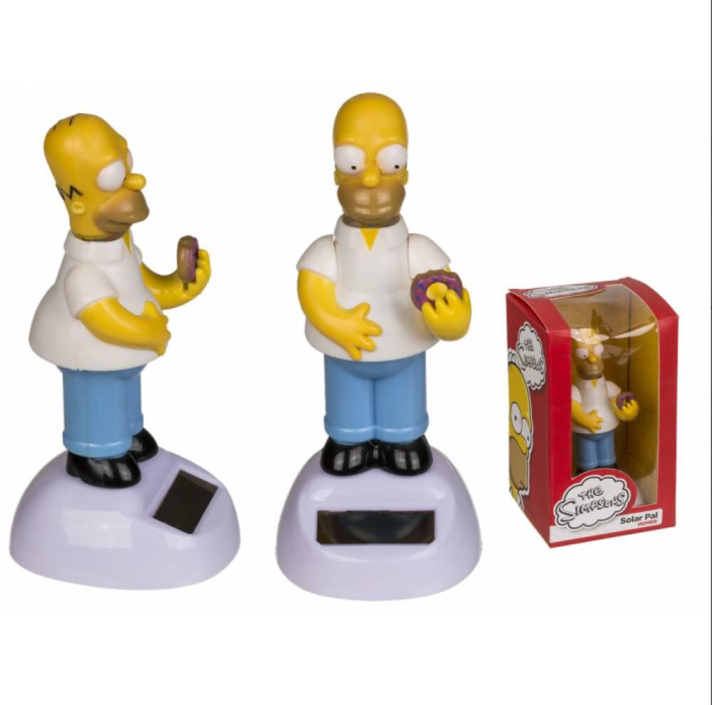 Homer Simpson - Solcelle figur - LISENSIERT
