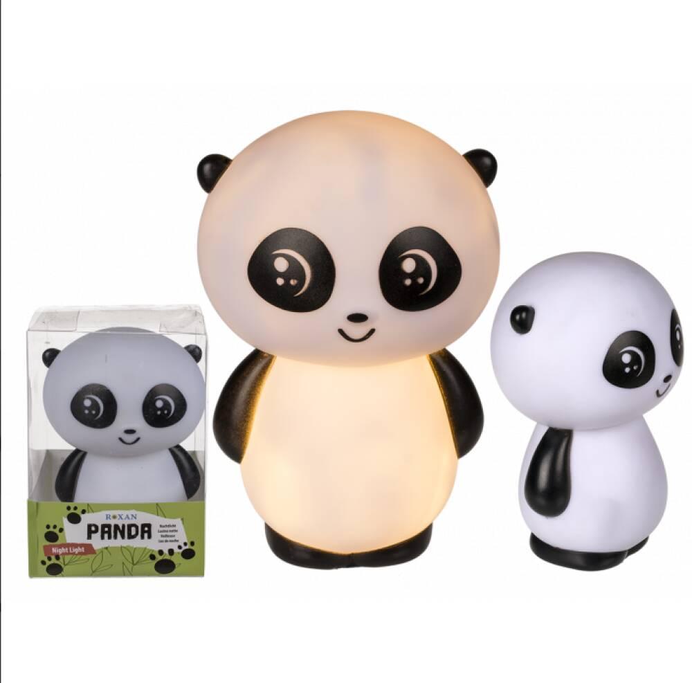 Panda Nattlampe