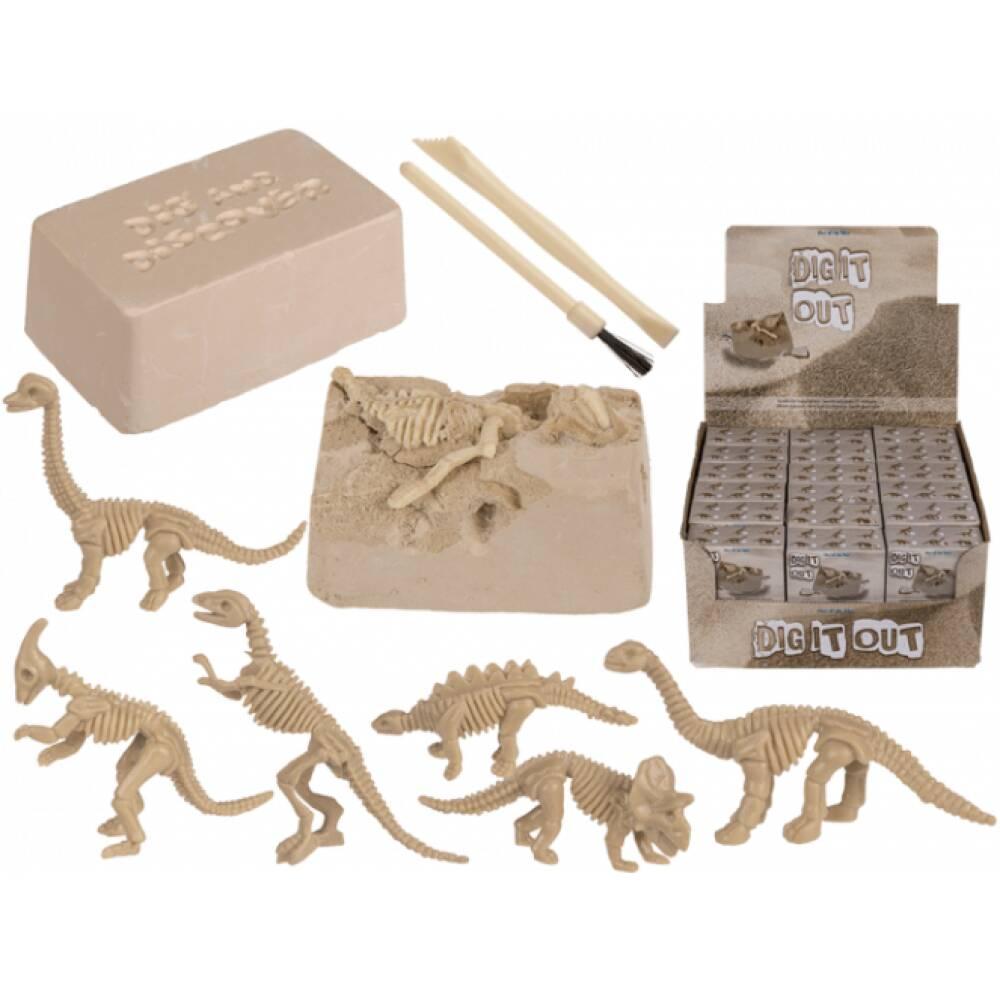 Dinosaur Arkeologsett