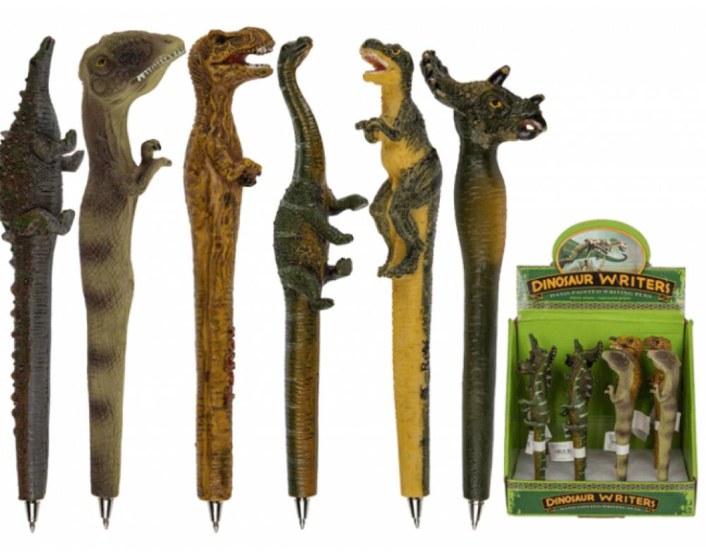 Dinosaur kulepenn ass
