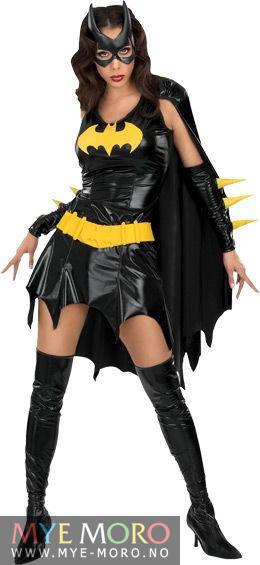 Batgirl™ Deluxe BESTSELGER