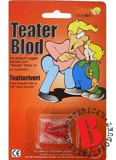 Blod Ampuller Pulver