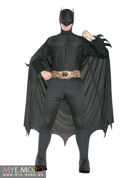 Batman Deluxe med Muskler