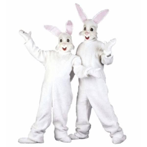 Kanin Kostyme Deluxe Heldekkende