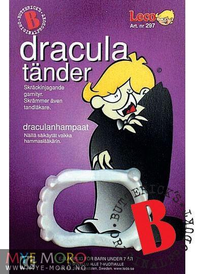 Draculatenner Klassiske LECO