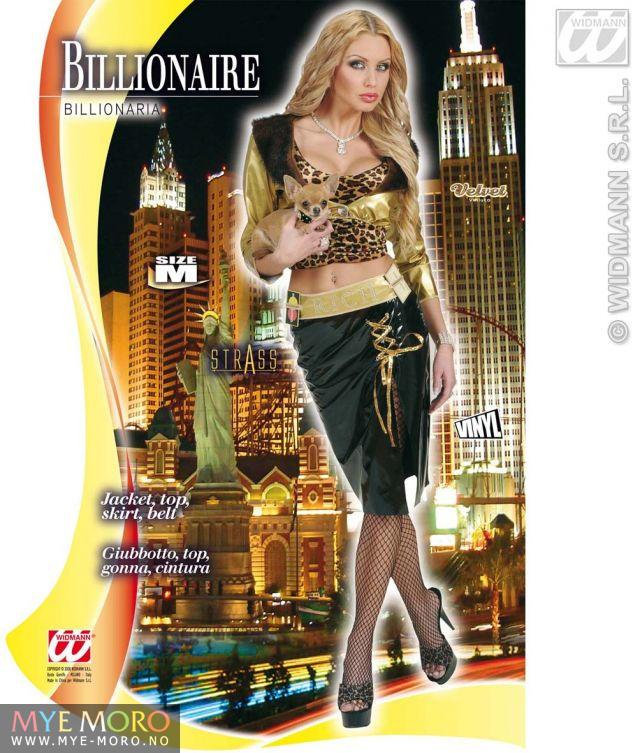 Billionaire Heiress Paris