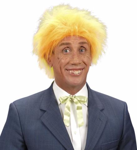 Baktus Parykk Orange