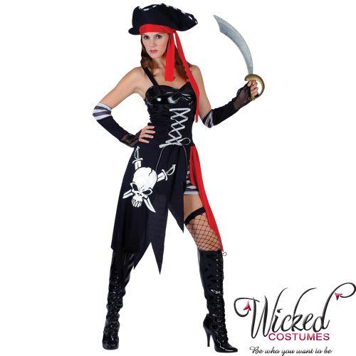 Buccaneer Beauty Pirat