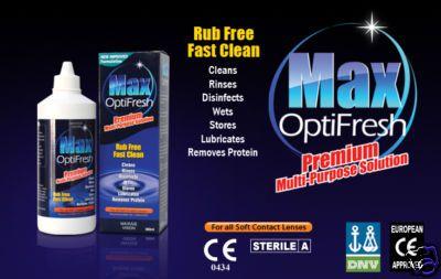 Linseveske MAX Optifresh 60ml