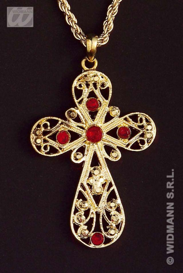 Gotiske Kors Assortert metall