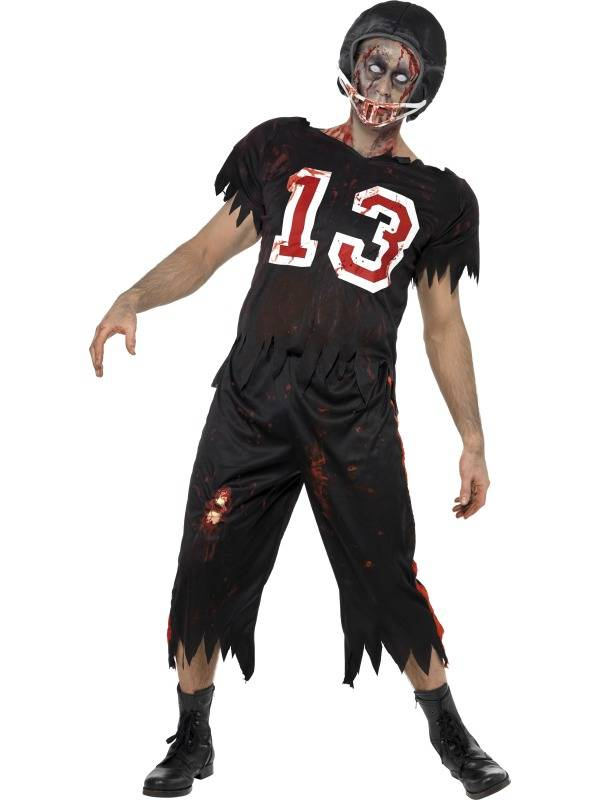 American Zombie Footballer