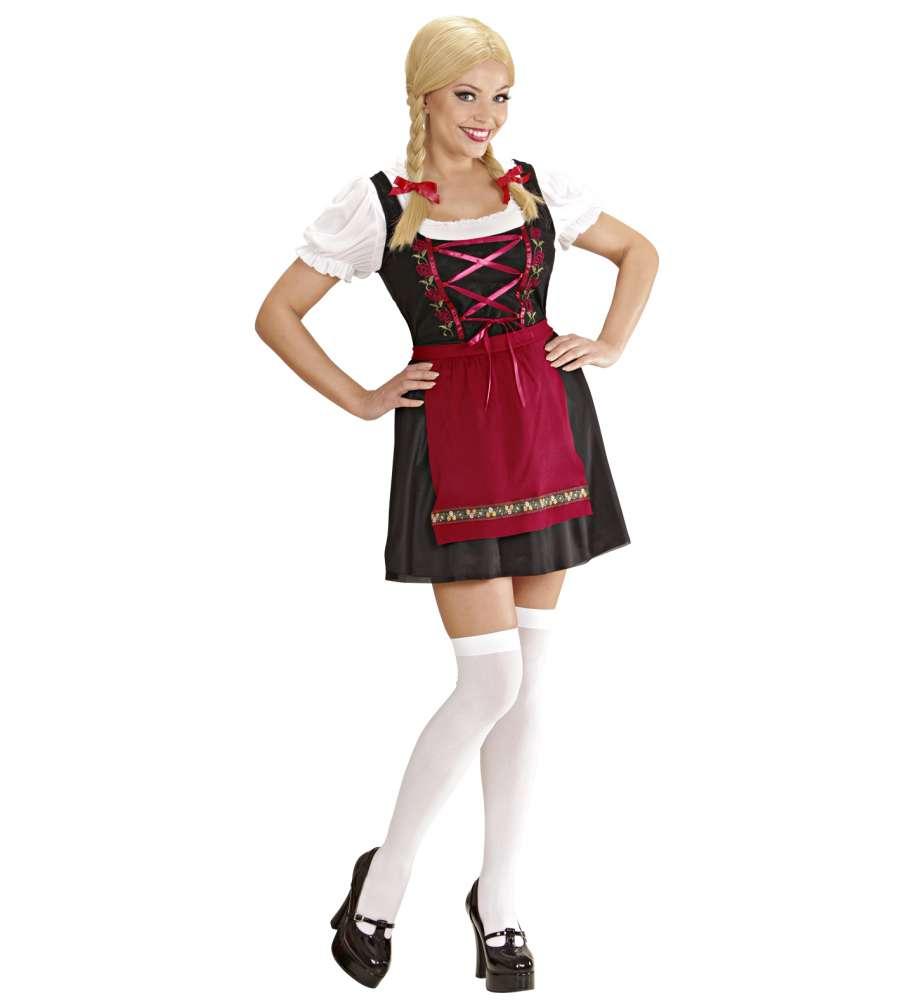 Bavarian Beer Maid Oktoberfest kostyme