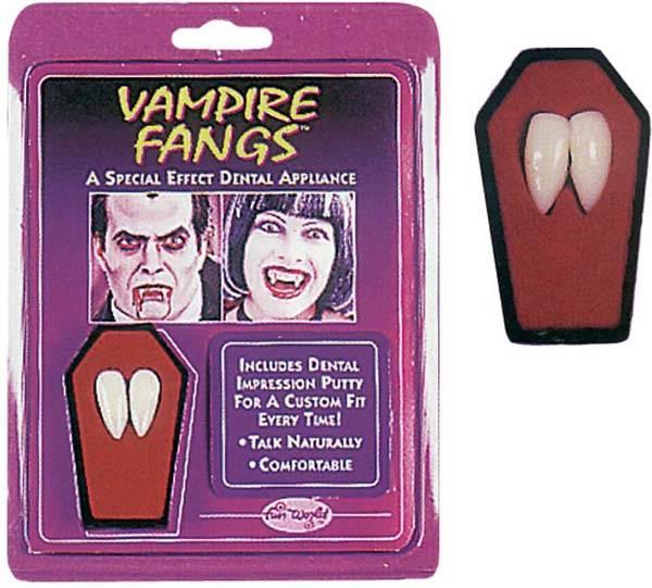 Dracula Fang Caps Huggtenner
