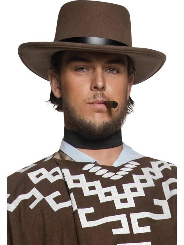 Authentic Gunman Hatt Brun