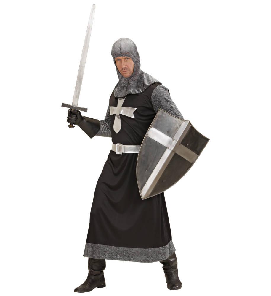 Dark Crusader Deluxe Svart/Sølv