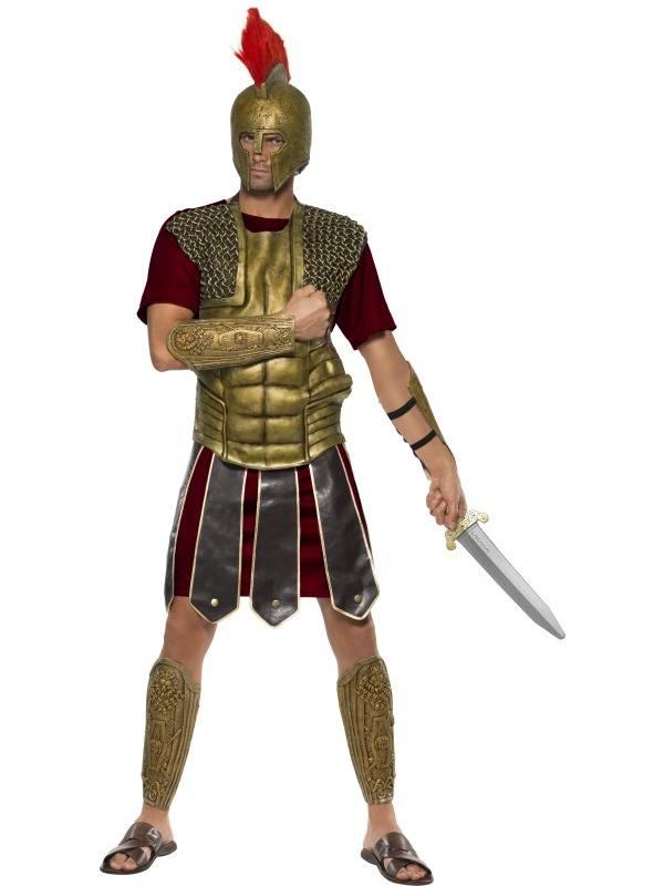 Gladiator Perseus Deluxe Herrekostyme
