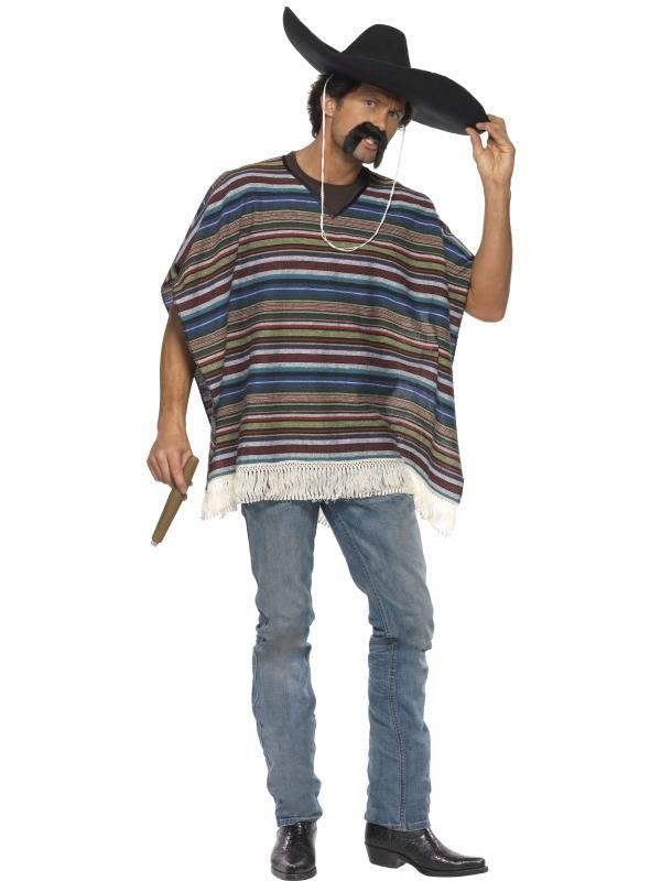 Authentic Poncho Meksikaner