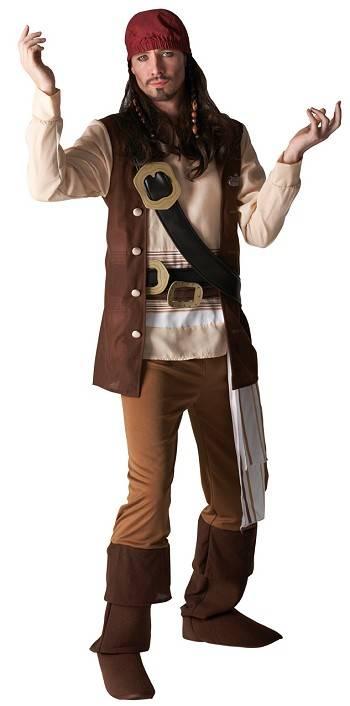 Captain Jack Sparrow Original versjon 2 DISNEY