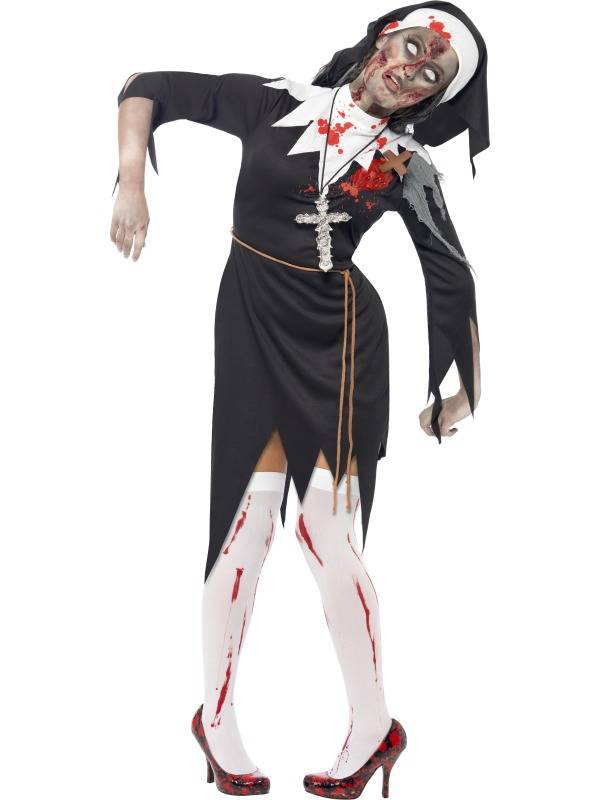 Bloody Sister Mary Zombie