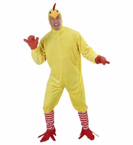 Funny Chicken Kostyme