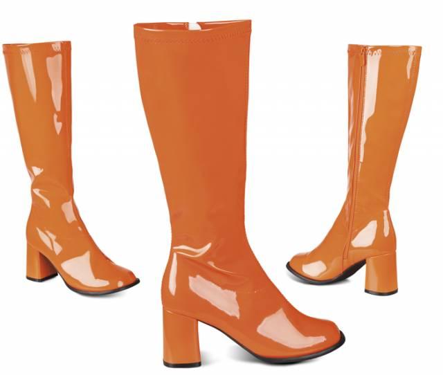 GoGo Støvletter Retro Orange