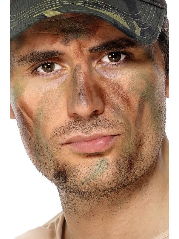 Army sminke med applikator