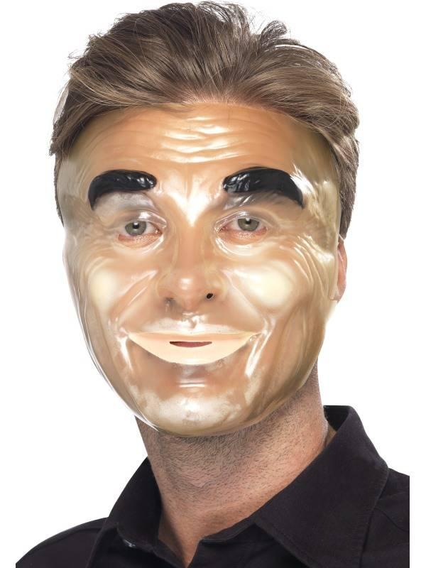 Transparent Maske Herre og Dame Assortert