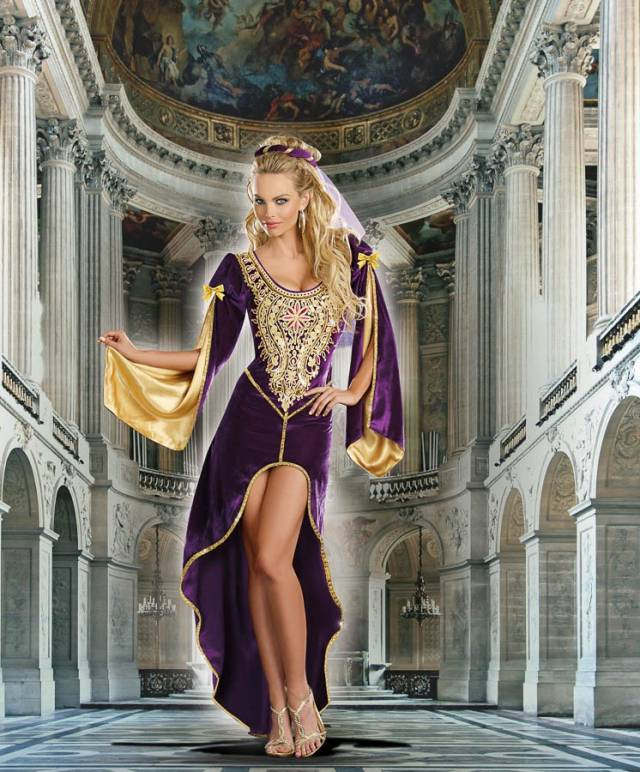 Dreamgirl Queen of Thrones