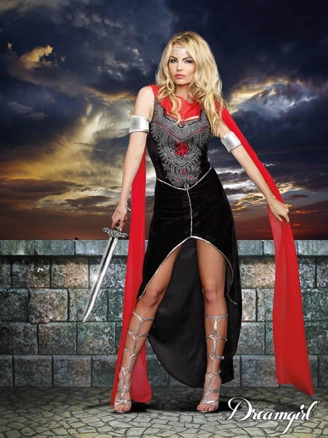 Dreamgirl Scandalous Sword Warrior
