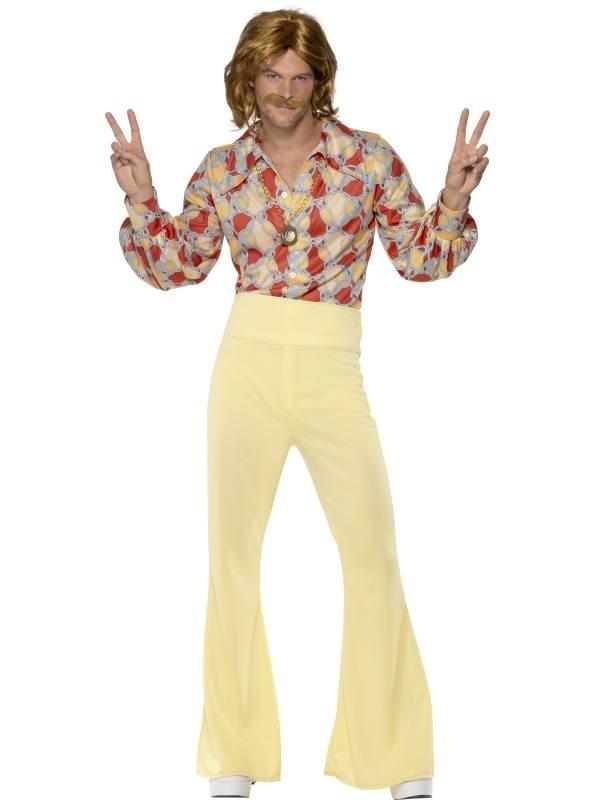 1960`s Groovy Guy Kostyme Komplett