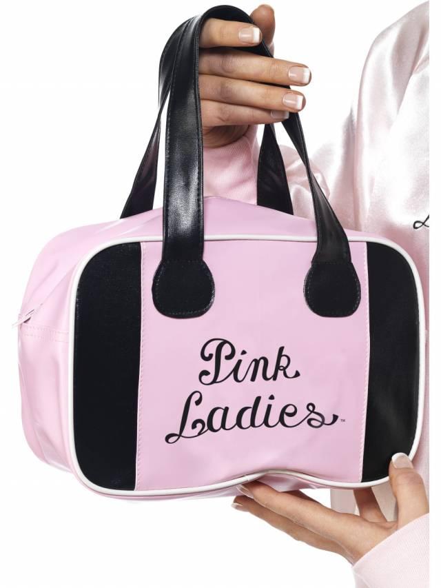 Pink Lady Bowling Bag GREASE