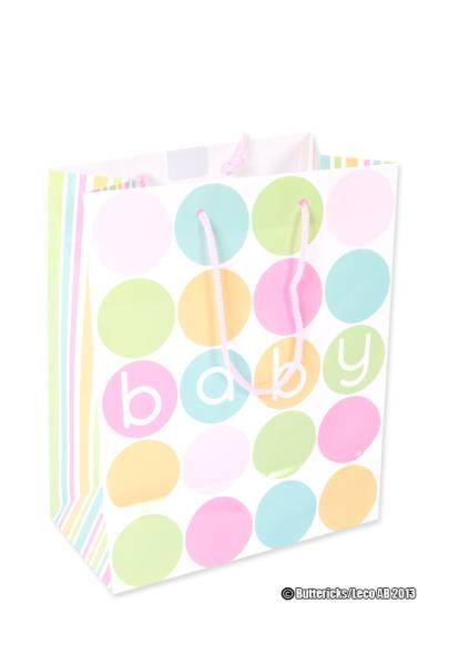 Baby Shower Gavepose Neutral
