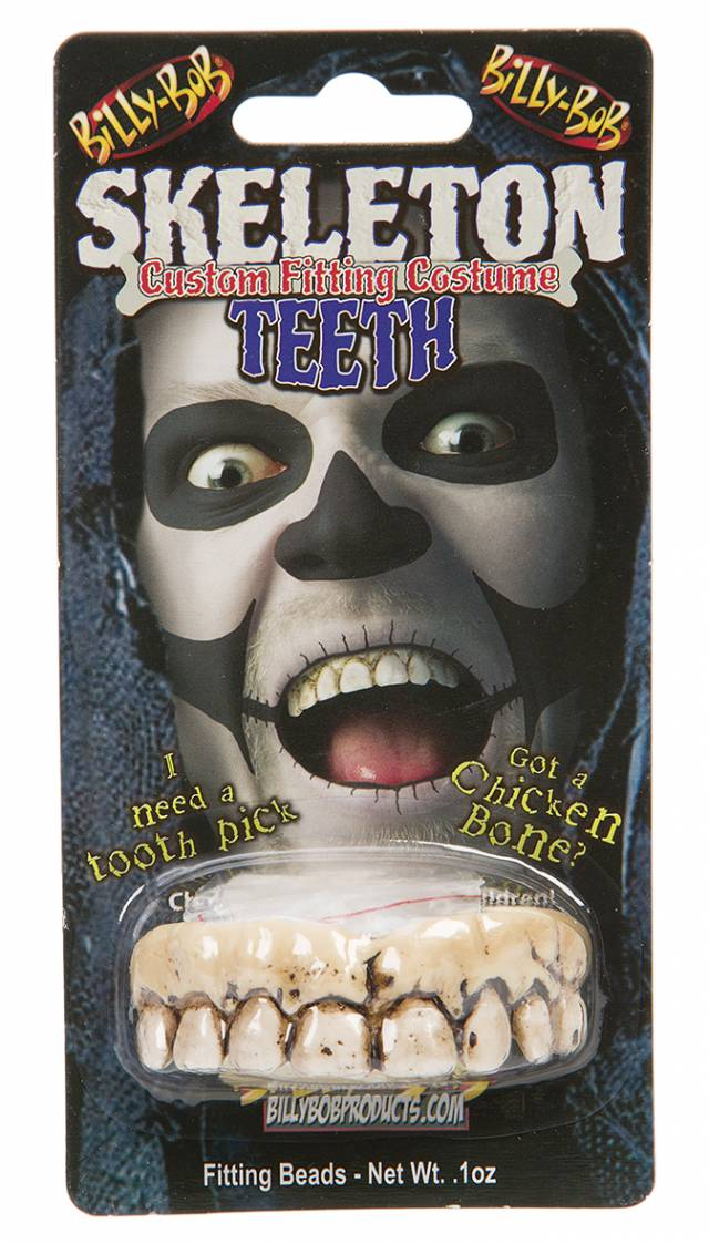 Billy Bob Tenner Skeleton