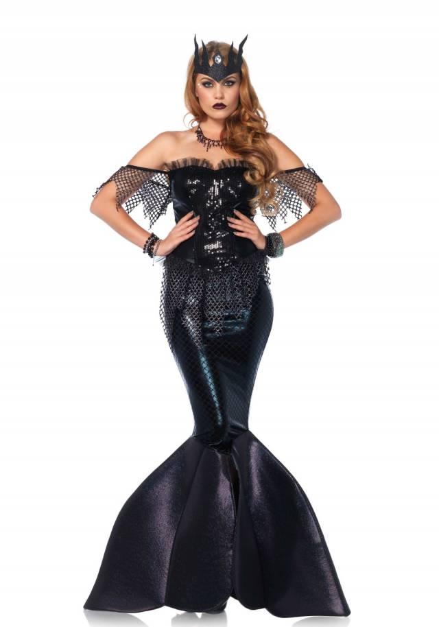 Dark Water Mermaid Leg Avenue