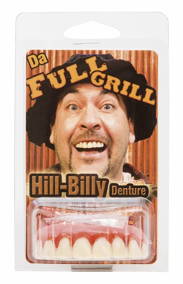 Billy Bob Støpetenner FULL GRILL